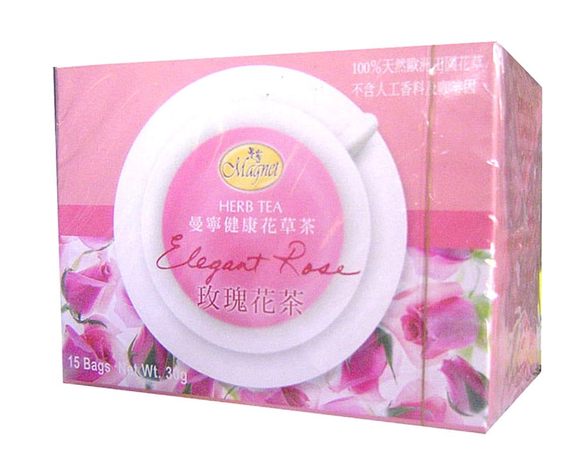 曼寧健康花茶  3
