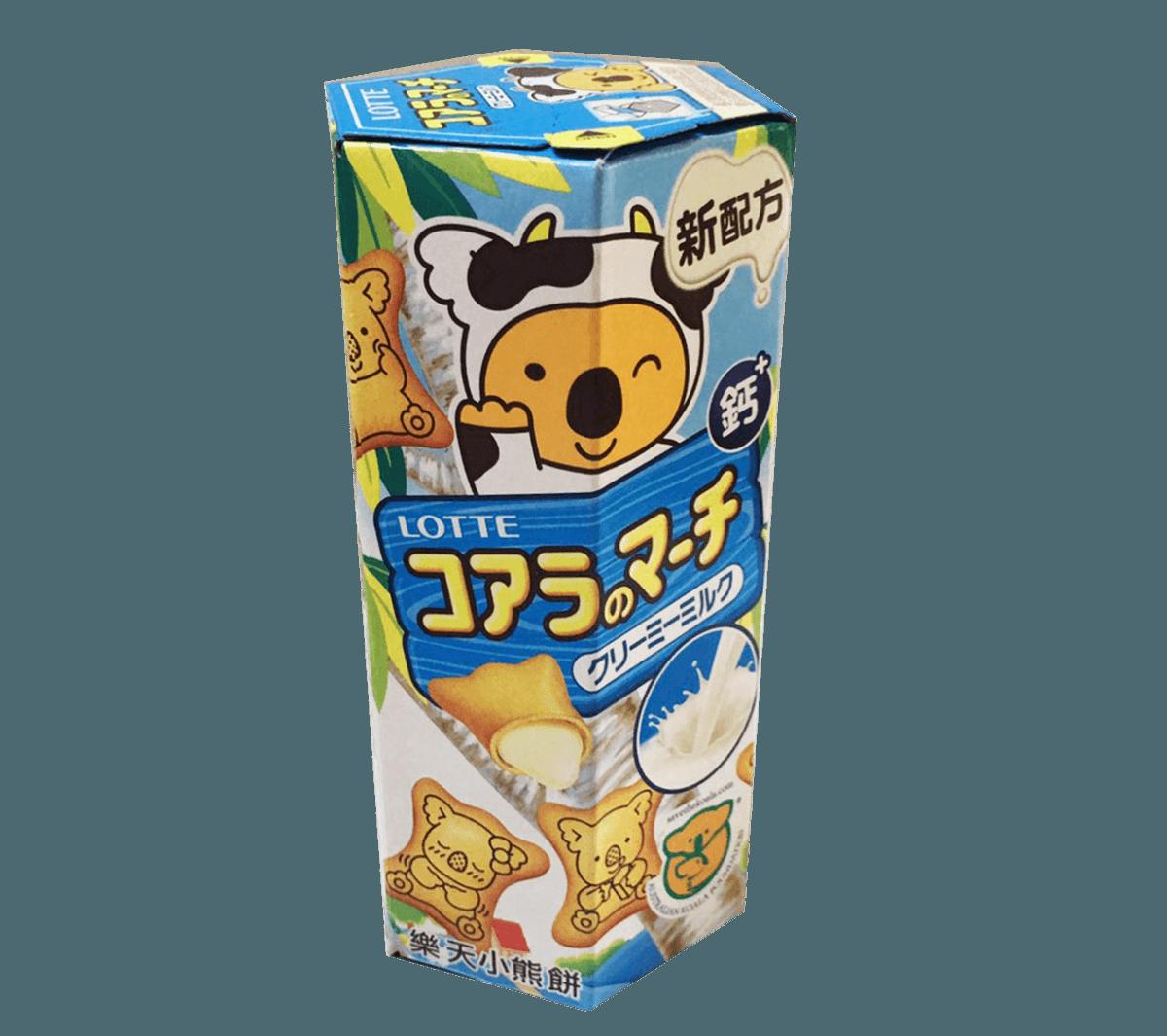 樂天小熊餅(37g/盒) 1
