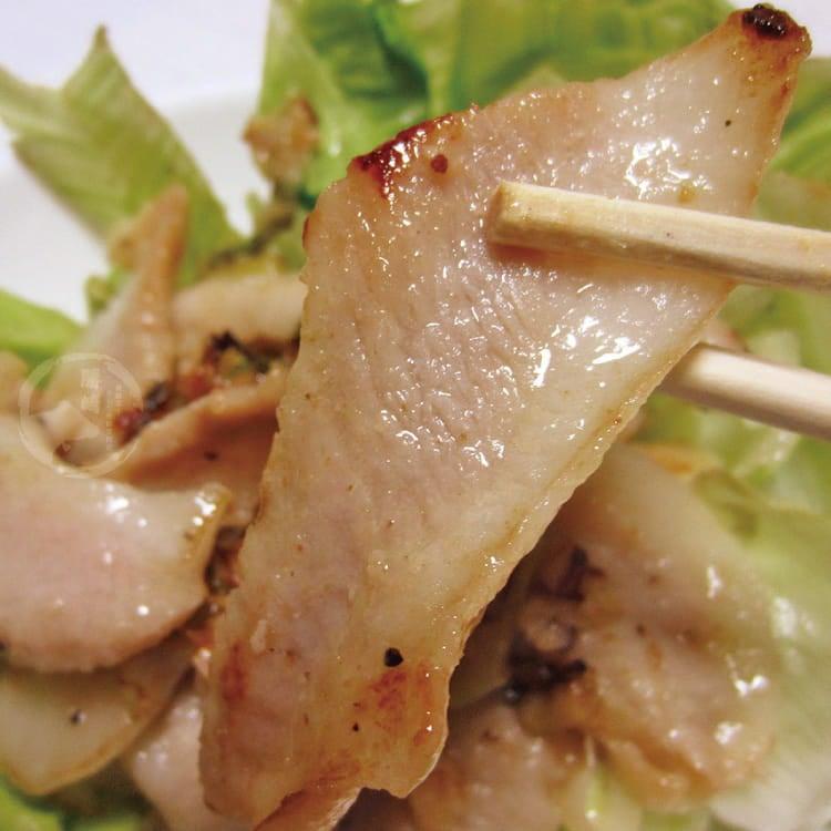 欣明◆頂極黃金六兩霜降松板豬(300g/1~2片) 6