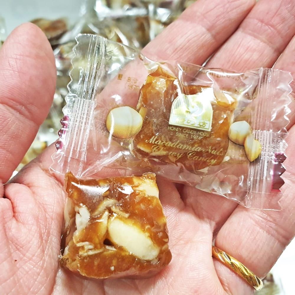 手工夏威夷豆軟糖 8