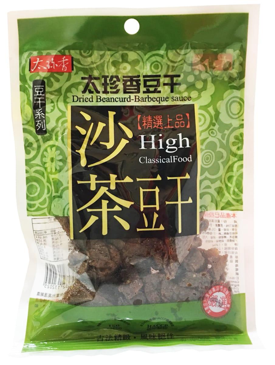 太珍香豆干(120g/包) 4