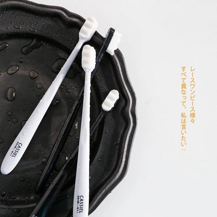 【小魚家居】日本熱銷20000+超柔級萬毛牙刷 10