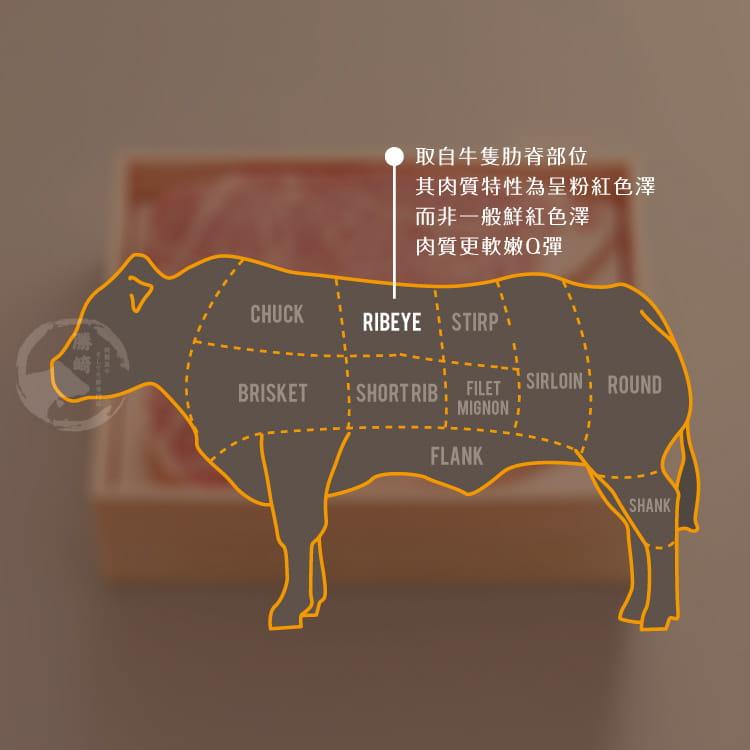 欣明◆紐西蘭頂級小牛OP肋排(780g/1包) 7