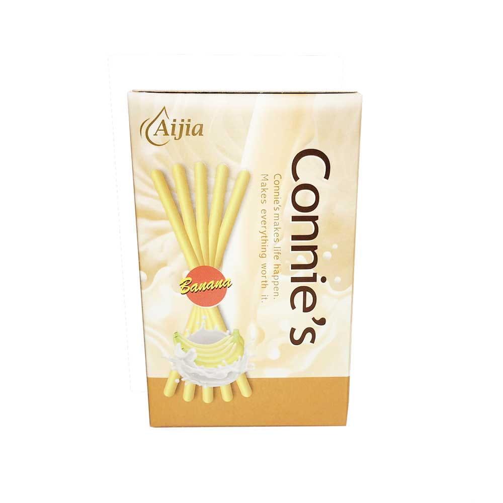 【愛加食品】CONNIE'S巧克力棒(40g/盒) 6