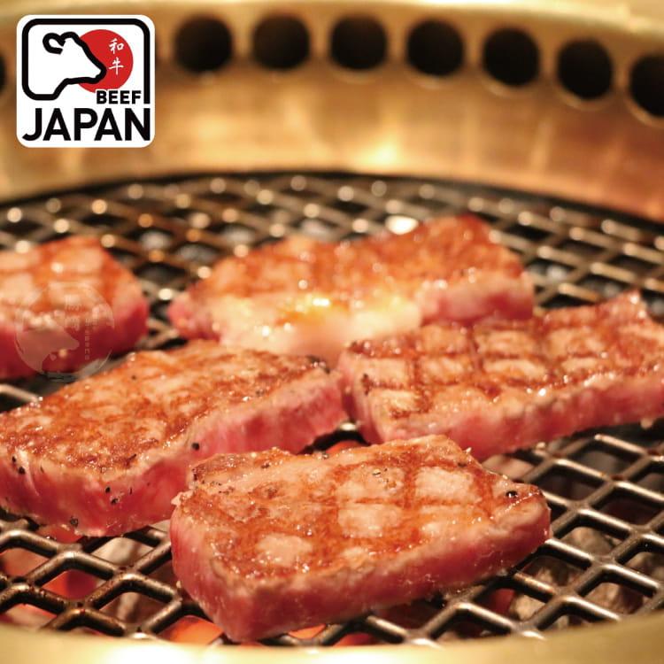 欣明◆日本純種黑毛和牛A5霜降厚切燒烤片(250g/1盒) 0