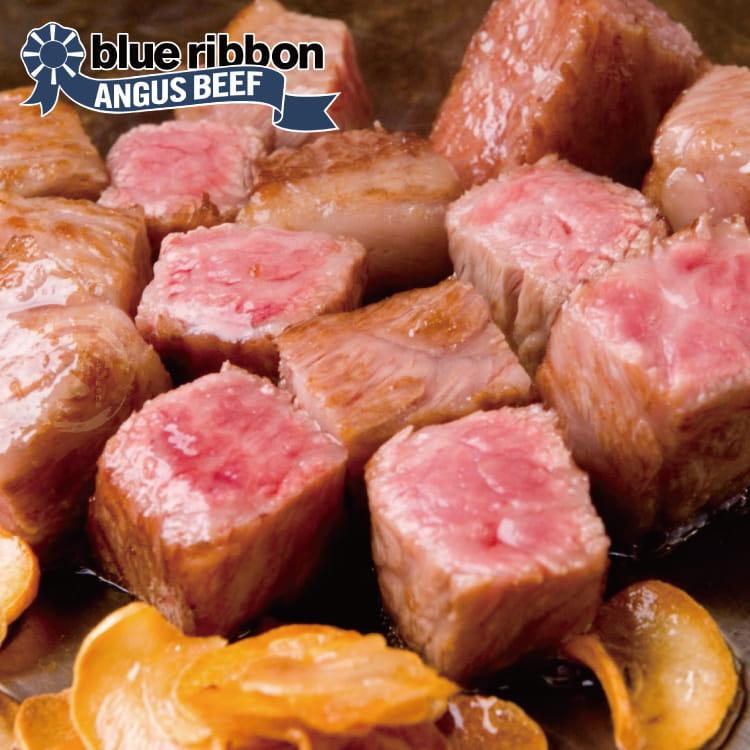 欣明◆美國安格斯藍帶梅花骰子牛(250g/1包) 0