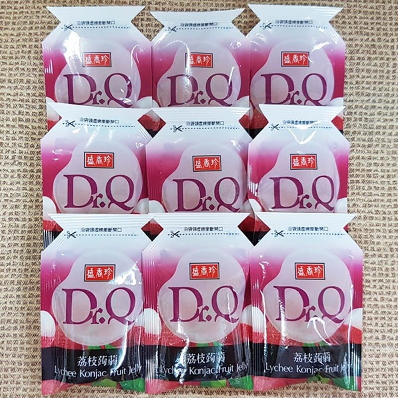 盛香珍Dr Q 蒟蒻袋裝(增加口味) 6