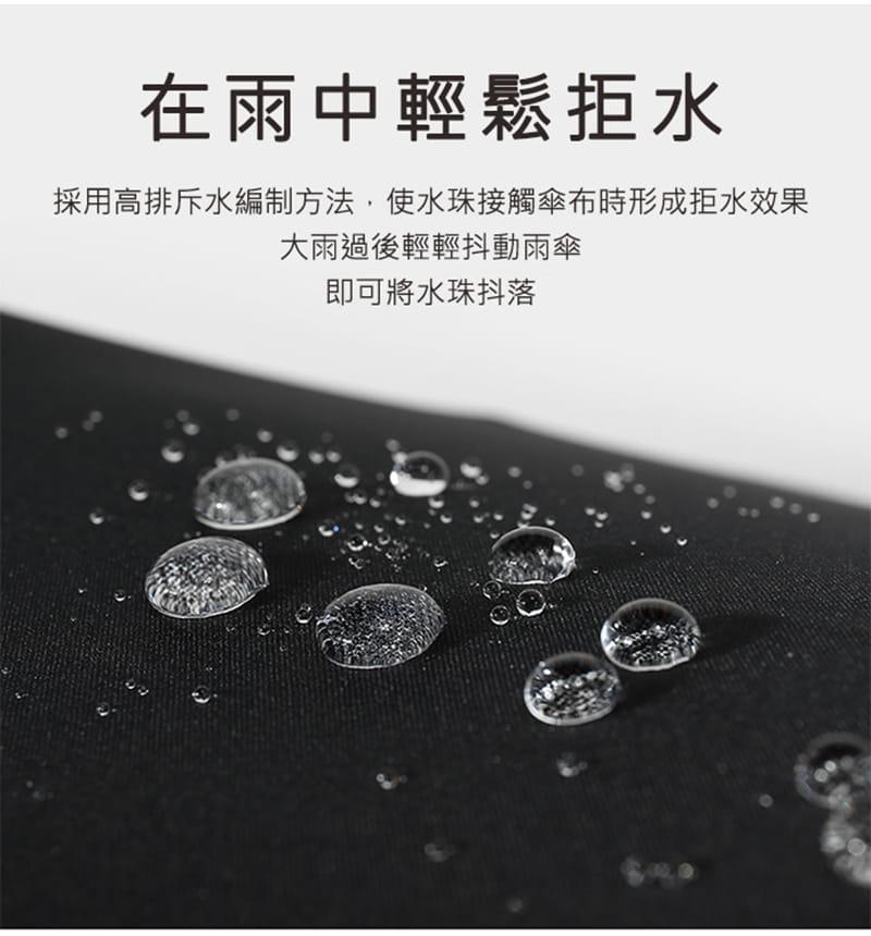 【TengYue】超級大商務自動開防風曬雨傘 3