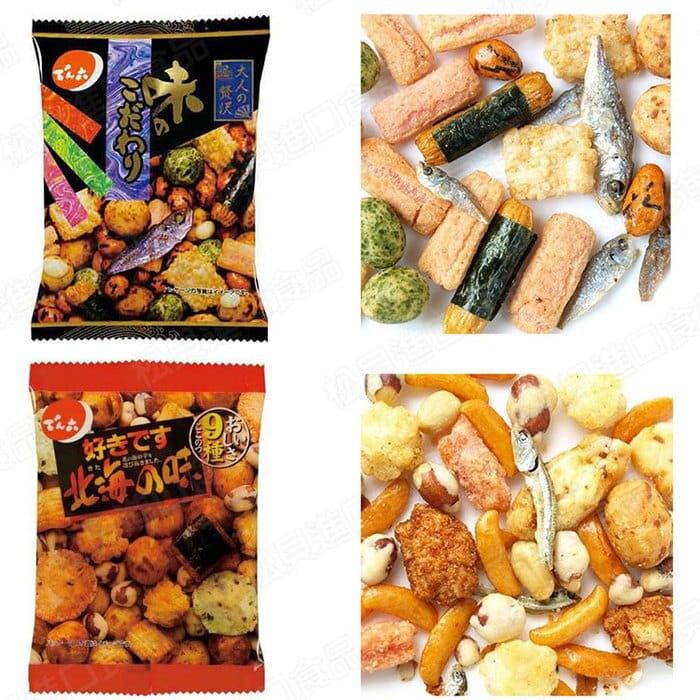 [天六豆果子]14袋綜合豆果子餅乾 (341g) 1