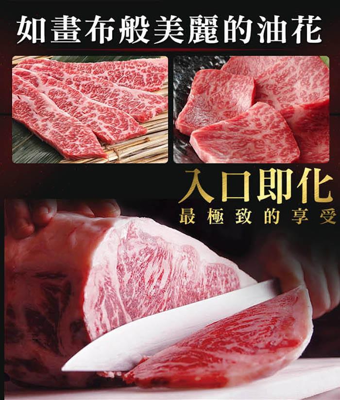 【好神】日本頂級A5和牛霜降肉片(100g±10%/盒) 3