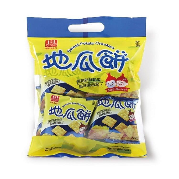 【安堡】蘇打餅乾(6入/袋);4種口味任選 2