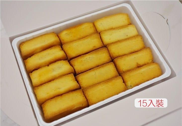 小潘鳳凰酥裸裝版禮盒無提袋 15顆/盒 6