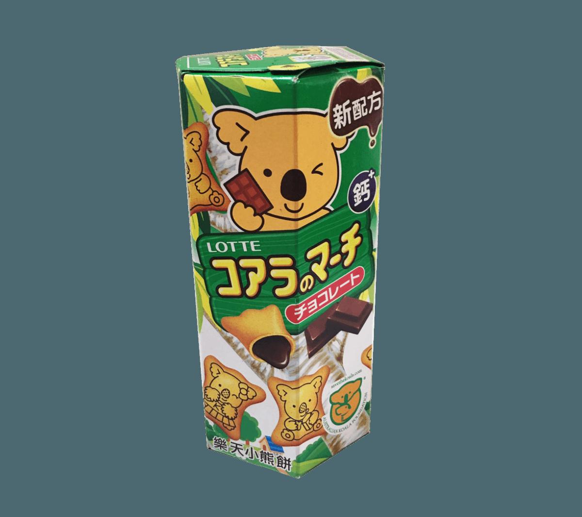 樂天小熊餅(37g/盒) 3