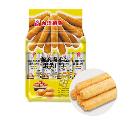 北田蒟蒻糙米捲  4