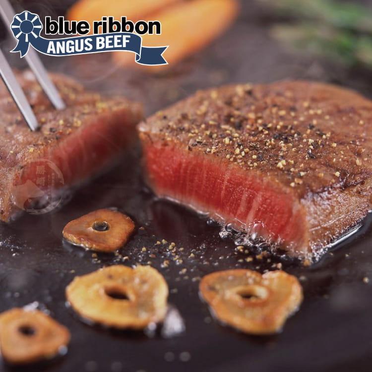 欣明◆美國PRIME藍絲帶霜降牛排(120g/1片) 0