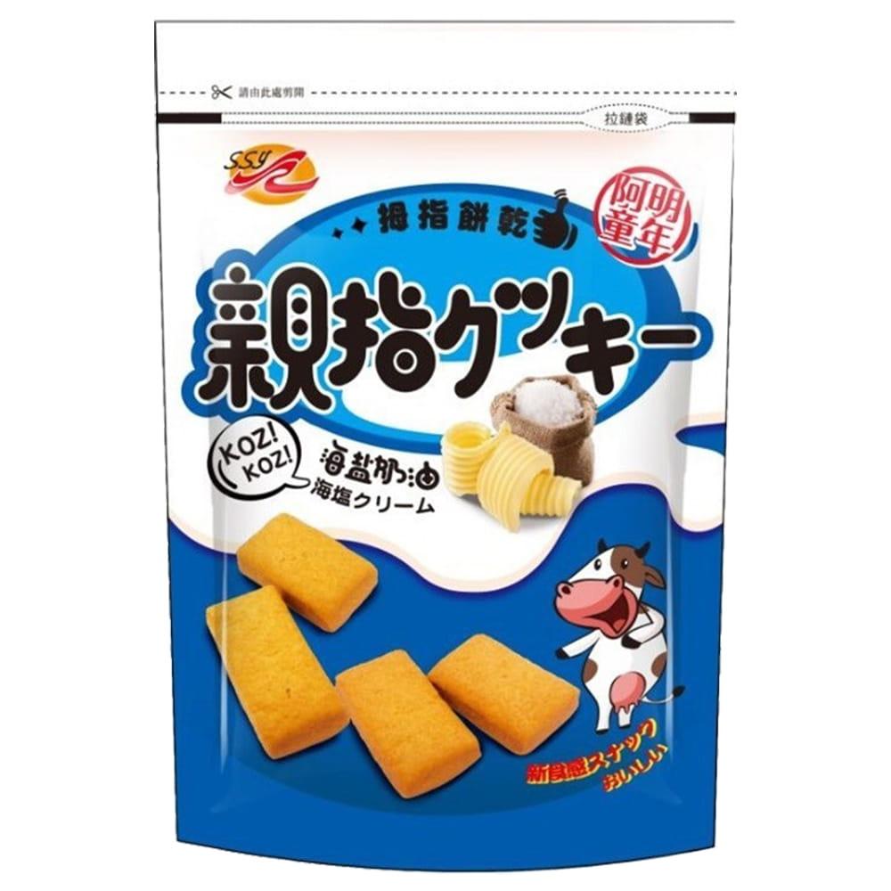 【SSY】經典兒時造型餅(60g/包) 5