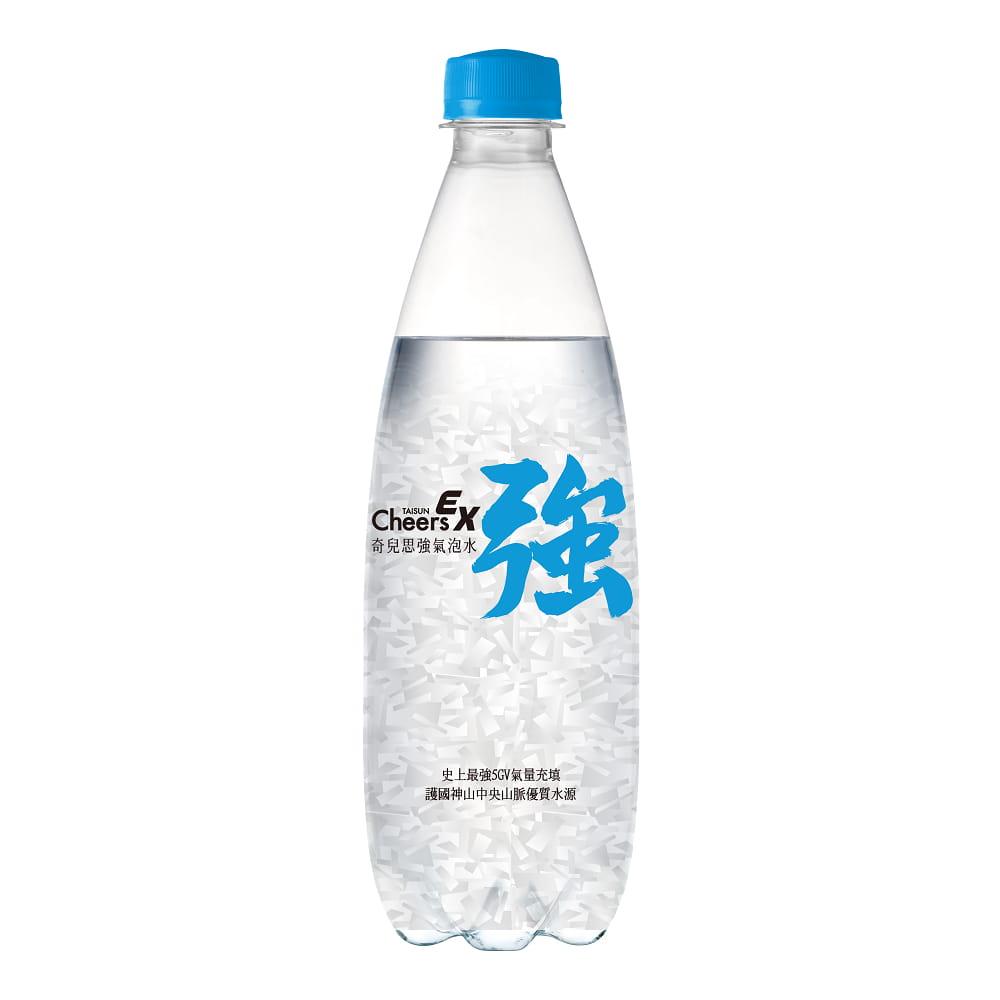 泰山Cheers EX 強氣泡水 (500ml/入) 0