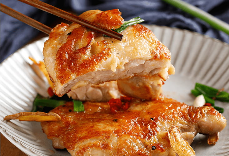 【大成】嫩煎雞腿排(195g/片) 3