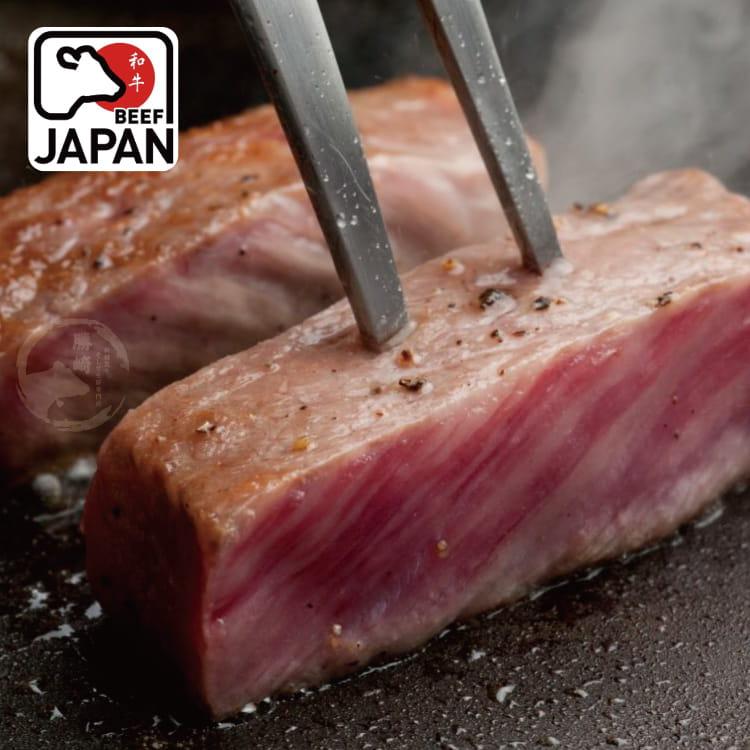欣明◆日本A5純種黑毛和牛霜降牛排(200g/1片) 0