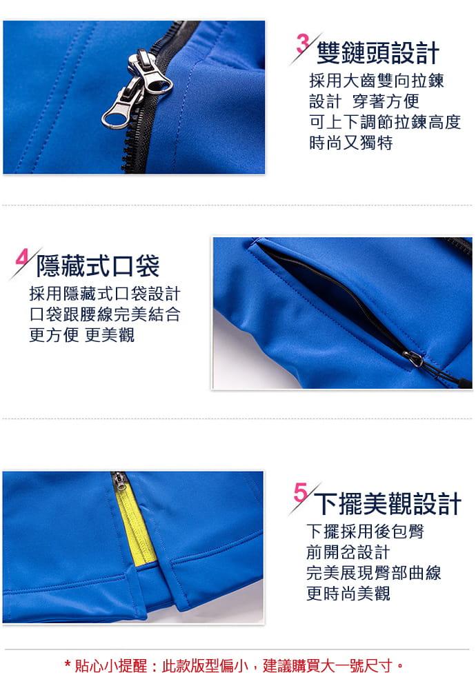 時尚多場合保暖防風外套 7