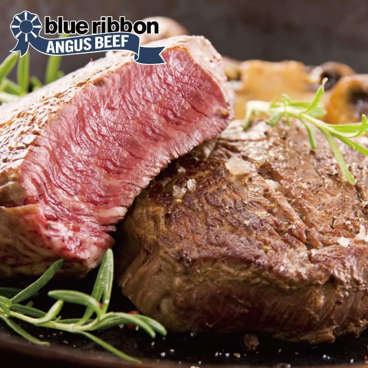 欣明◆美國藍帶厚切凝脂霜降牛排(300g/1片) 0