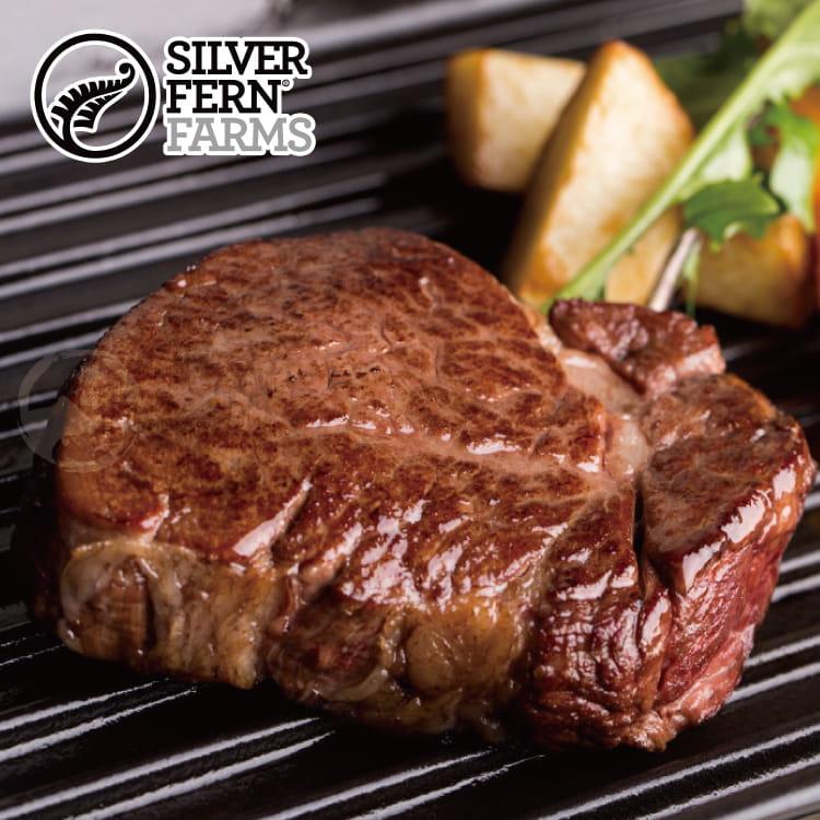 欣明◆紐西蘭銀蕨PS熟成巨無霸沙朗牛排~超厚切(450g) 0