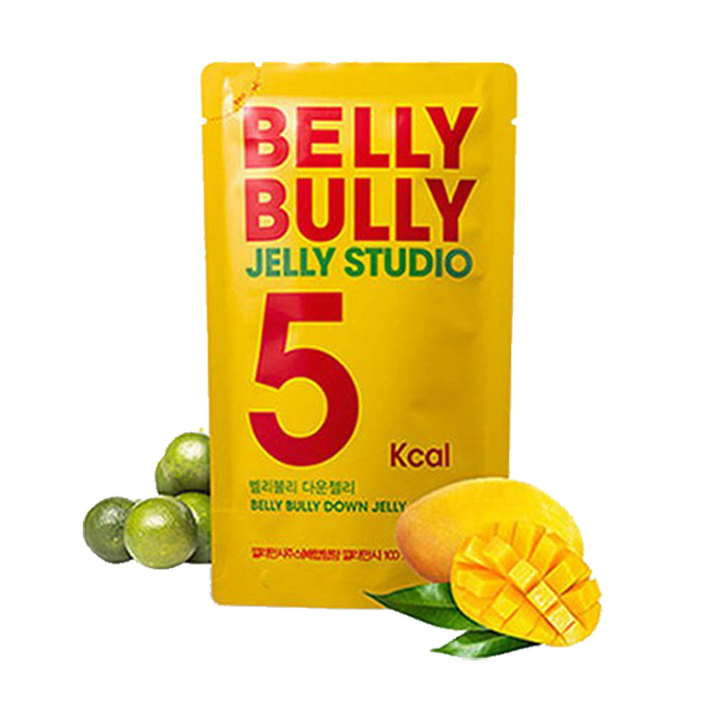 Belly Bully金桔芒果風味低卡蒟蒻 150ml 0