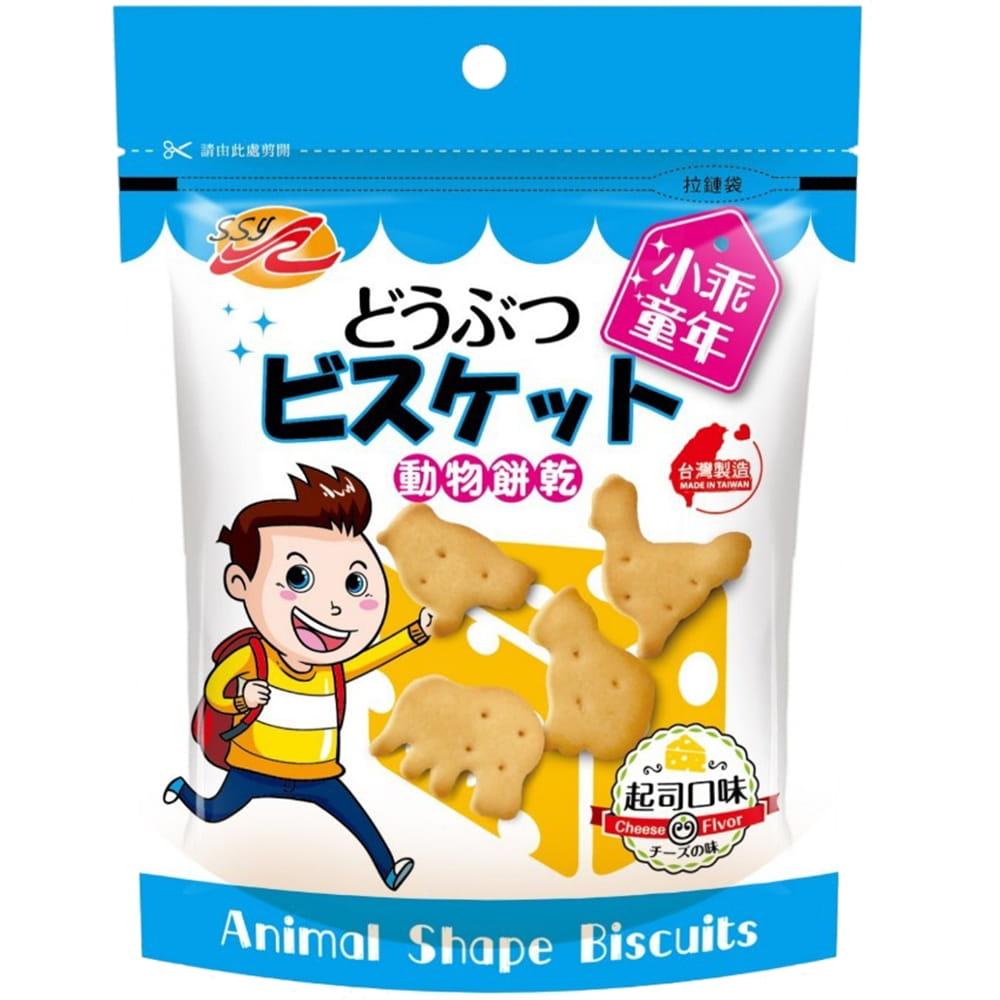 【SSY】經典兒時造型餅(60g/包) 8