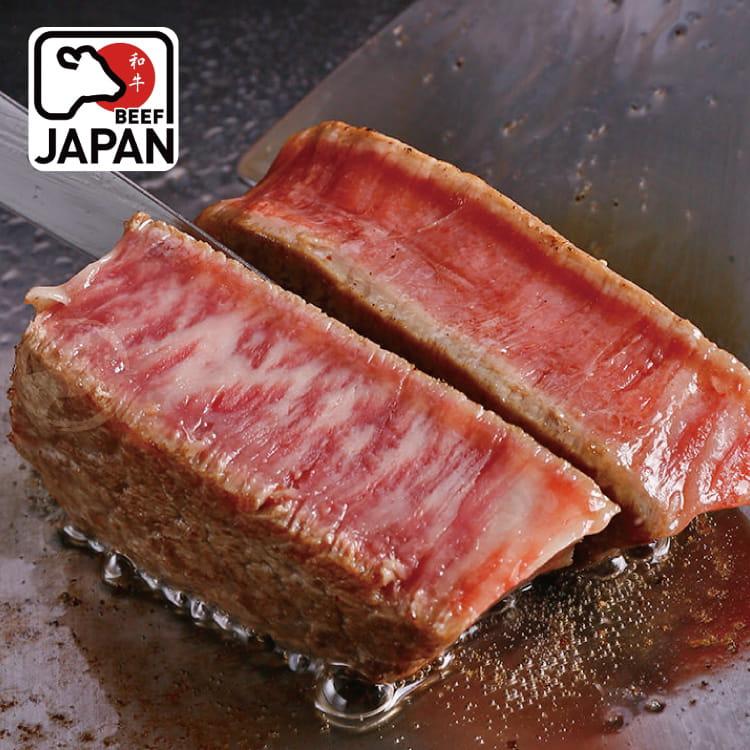 欣明◆日本A5純種黑毛和牛凝脂牛排(250g/1片) 0