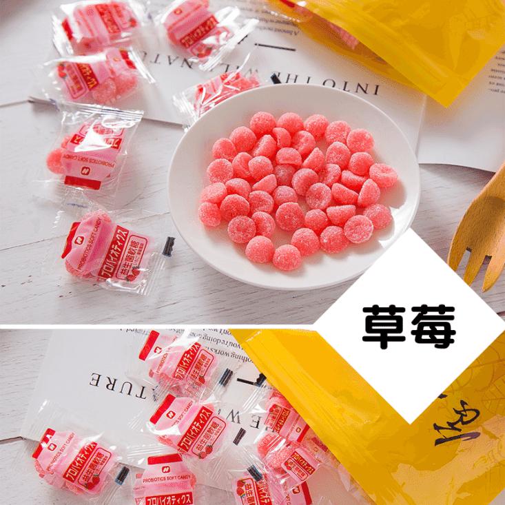 綜合水果益生菌QQ軟糖 300g 3