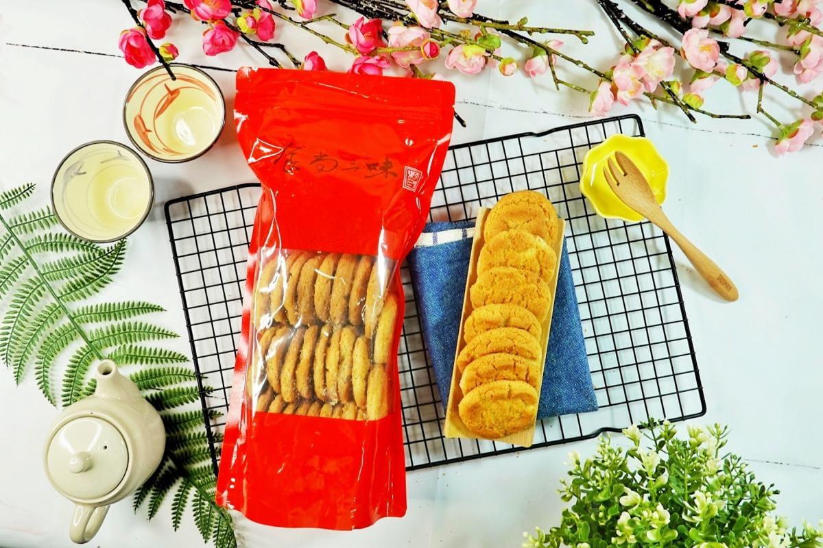 古早味桃酥餅乾任選 12