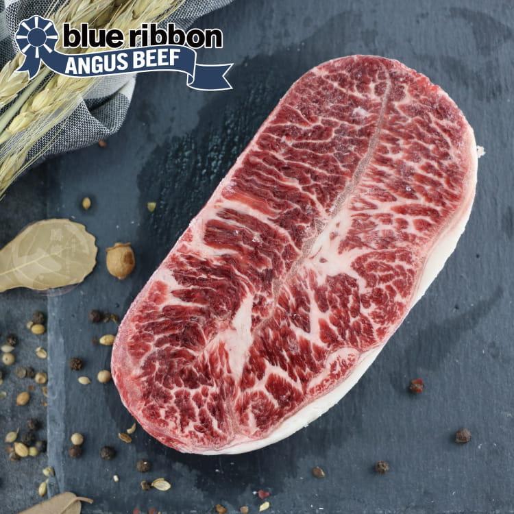 欣明◆美國藍帶凝脂霜降牛排(150g/1片) 1