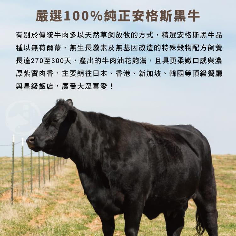 欣明◆美國安格斯Choice肋眼牛排(200g/1片) 5