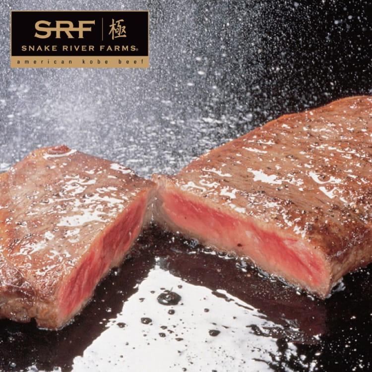 欣明◆美國SRF極黑和牛霜降肋眼牛排(150g/1片) 0