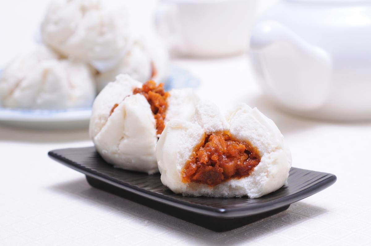 【奇美】小叉燒包(32g/粒) 1