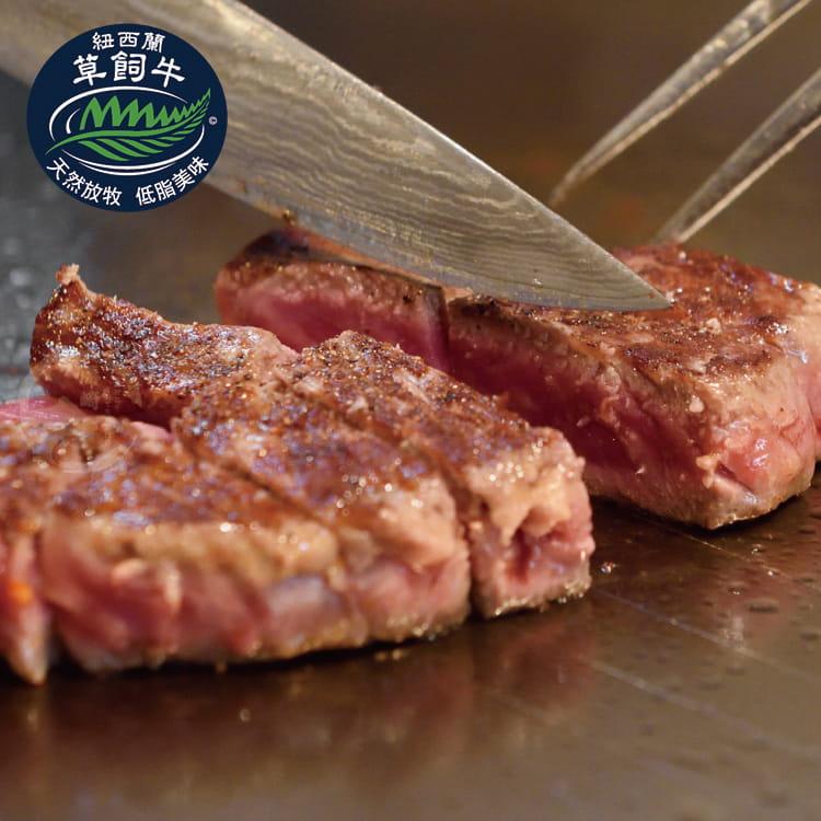 欣明◆紐西蘭特優雪花牛排(100g/1片) 0