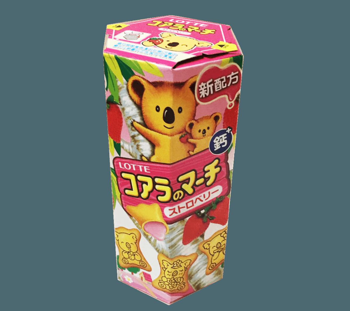樂天小熊餅(37g/盒) 5