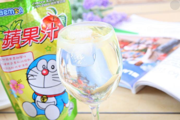 哆啦A夢倍力果汁 (300g/包) 4