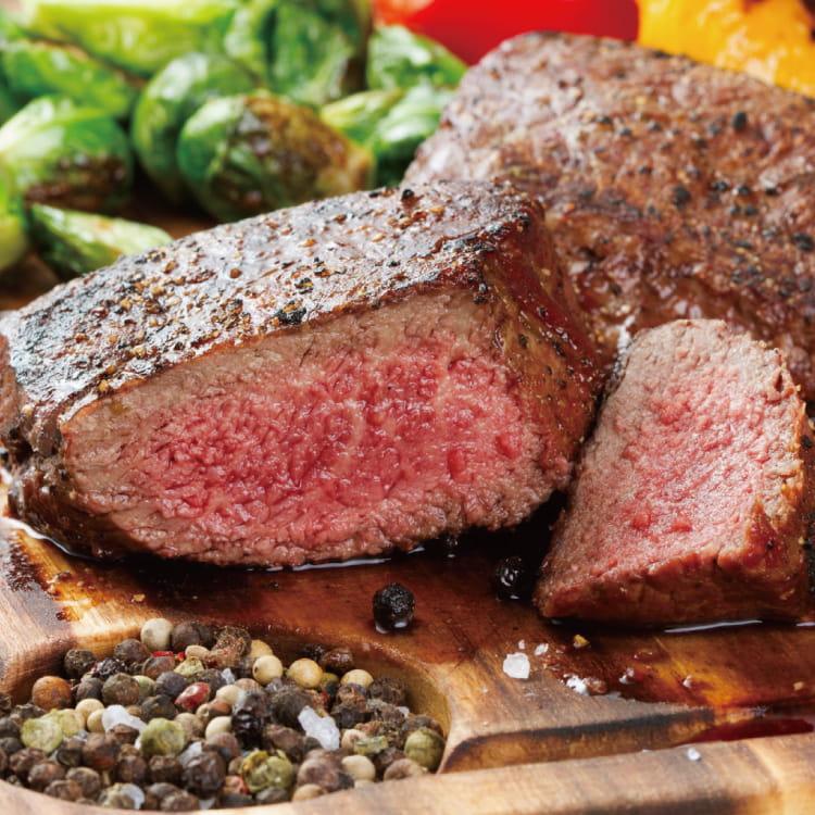 欣明◆美國安格斯雪花沙朗牛排~超厚切(450g/1片) 0