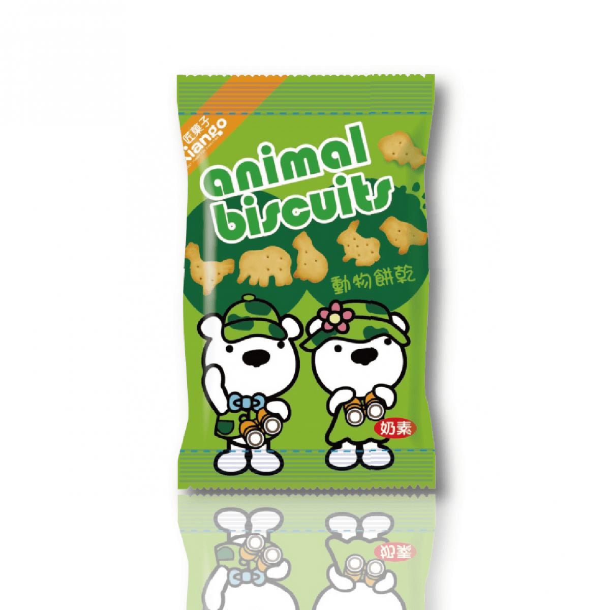 【匠菓子】牛奶造型餅乾-260g(20小包)/入 7
