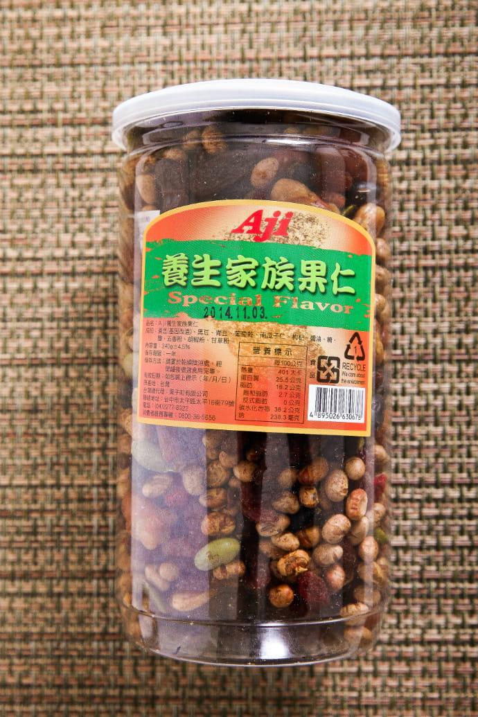 AJI養生綜合果仁罐  2