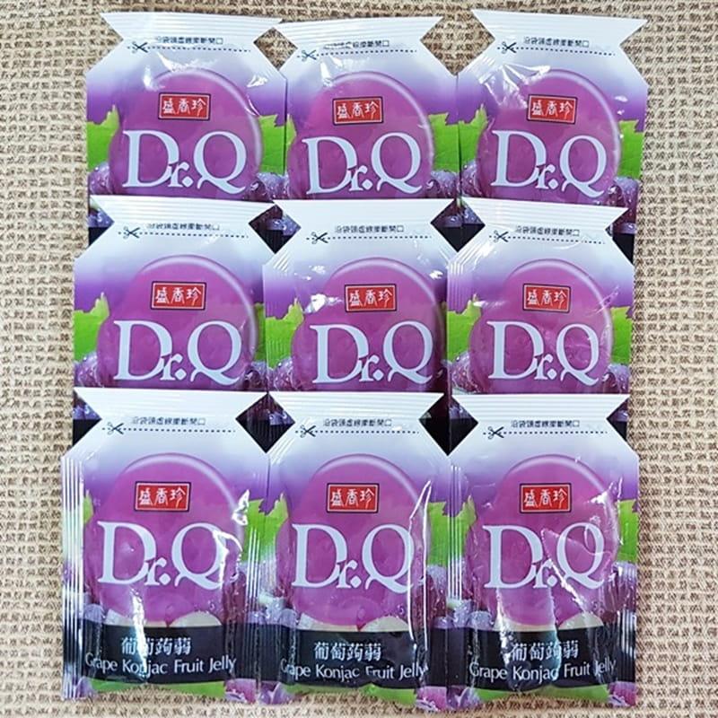 盛香珍Dr Q 蒟蒻袋裝(增加口味) 7
