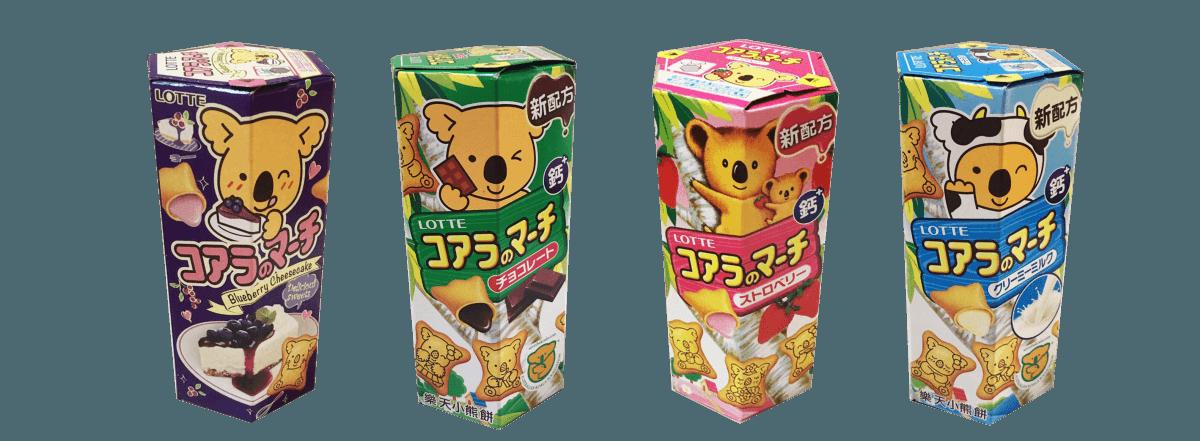 樂天小熊餅(37g/盒) 0