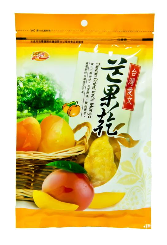 【SSY】台灣愛文芒果乾(130g/包) 3