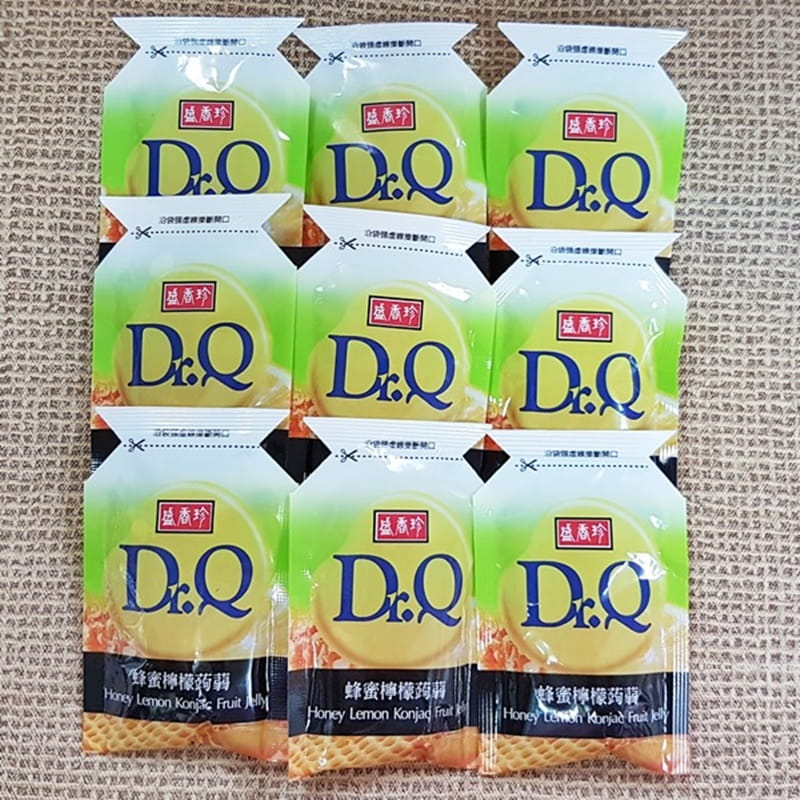 盛香珍Dr Q 蒟蒻袋裝(增加口味) 8