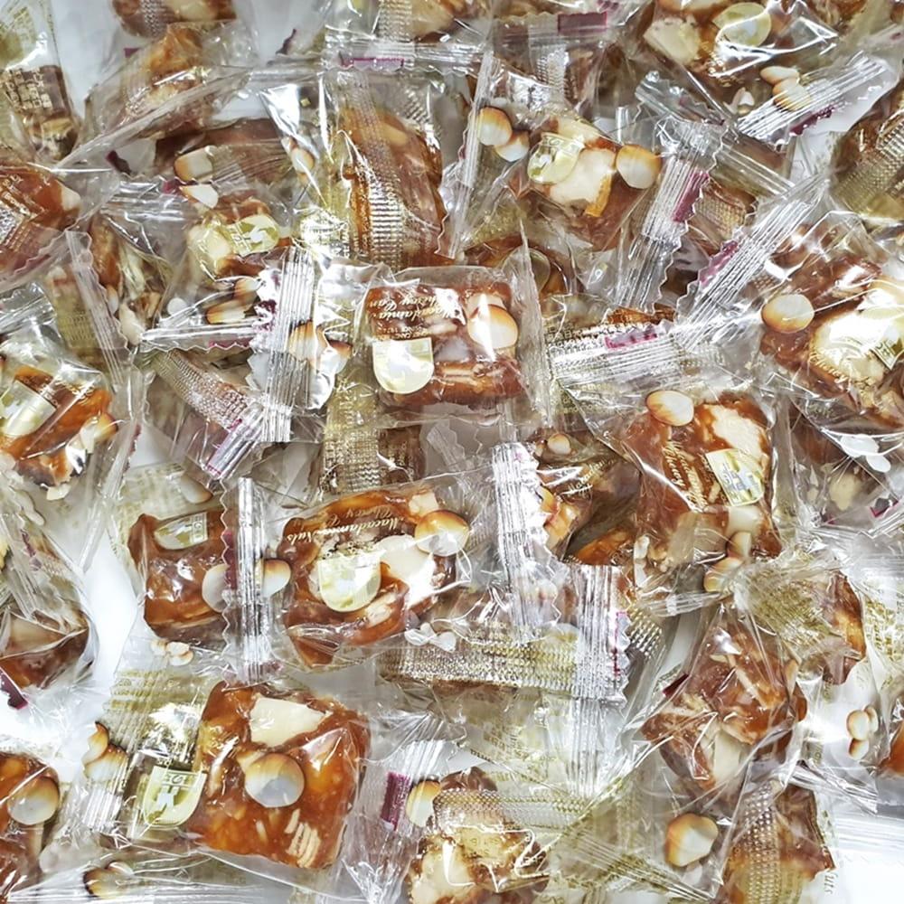 手工夏威夷豆軟糖 9