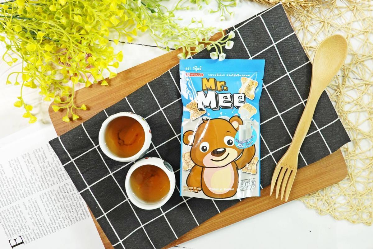 蜜蜜熊小餅乾任選 4