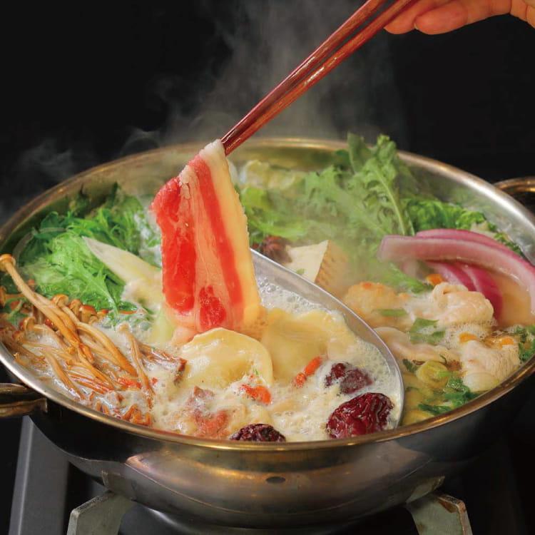 欣明◆美國安格斯黑牛雪花牛火鍋肉片(500g/1盒) 0