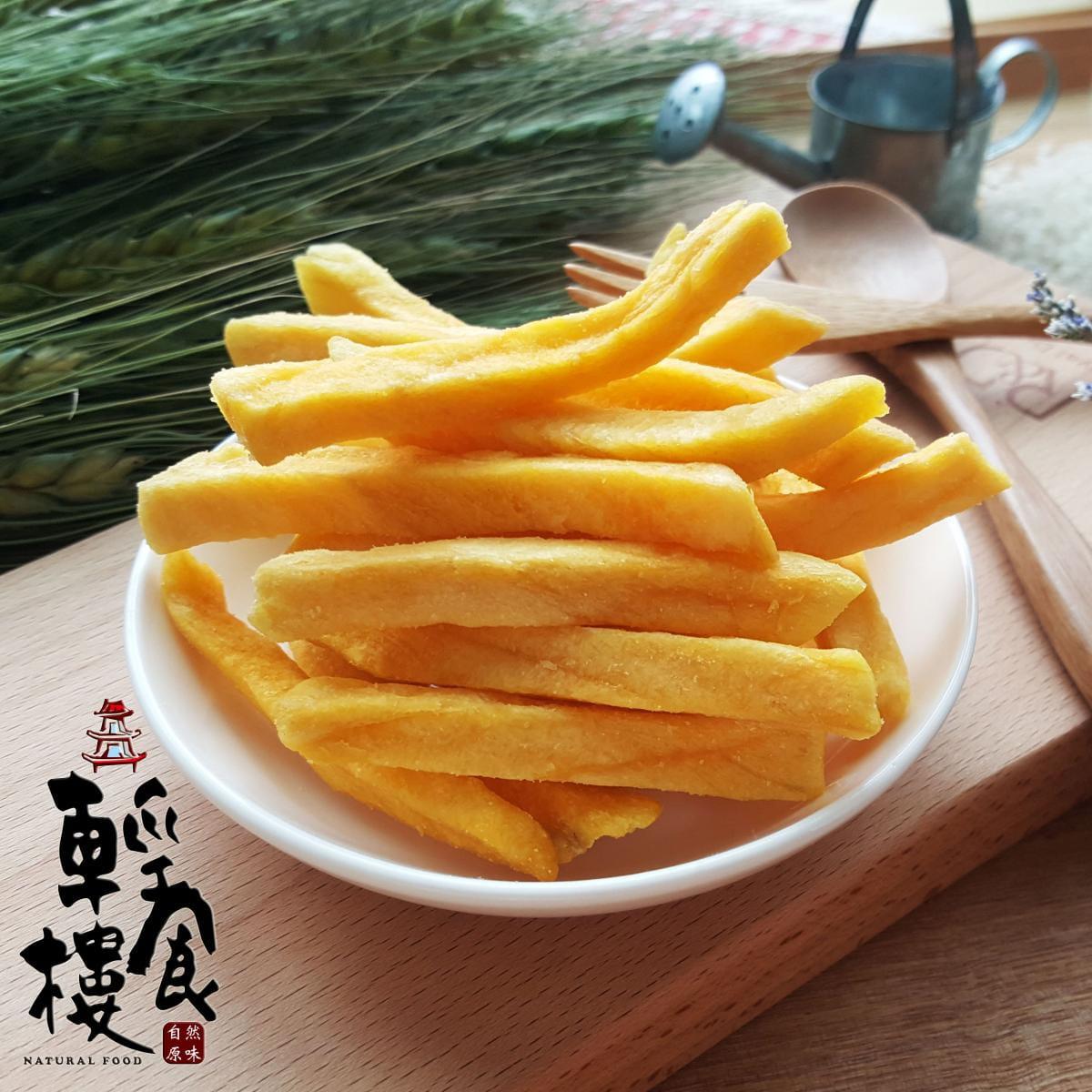 輕食樓綜合雙薯脆條90g 2