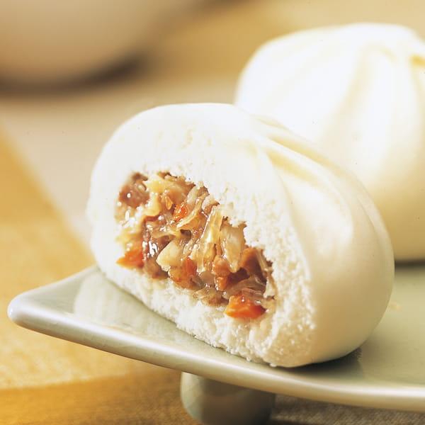 【奇美】冷凍包子(65g*30粒/包) 4